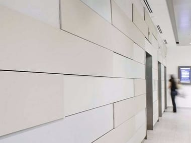 Indoor concrete wall/floor tiles CONCRETE SKIN | Wall/floor tiles