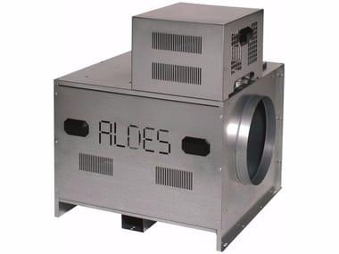 Ventilatore cassonato per evacuazione fumo CYCLONE F400