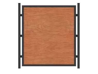 Modular plate Fence Canova®