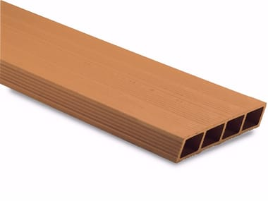 Rasilla y rasillón cerámicos Simple oblique cut clay plank 6 cm