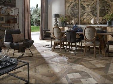 wood indoor flooring