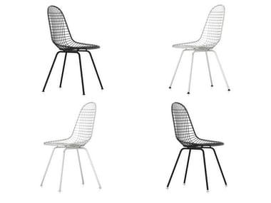 Steel chair DKX