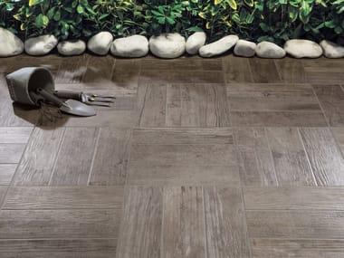 pavimento de gres porcelnico imitacin madera doghe ceramica rondine