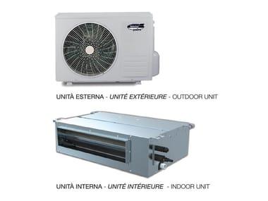 Aire acondicionado bomba de calor de techo de conductos DUCT MONOSPLIT CANALIZZABILE | Aire acondicionado comercial