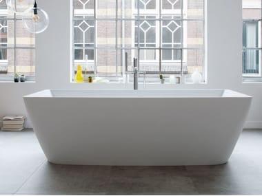 Freestanding bathtub DURASQUARE | Bathtub