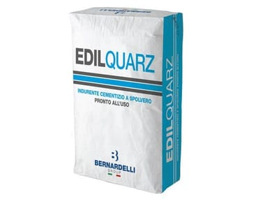 Additive for cement and concrete EDILQUARZ