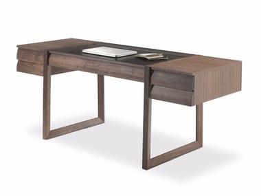 Escrivaninha de madeira ELLE ECRIT