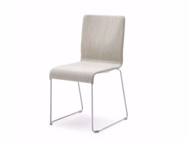 Sled base chair EVA | Chair