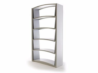 Open metal office shelving CHIAVE DI VOLTA