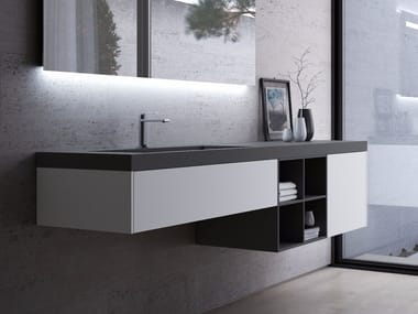 Encimera de lavabo de Fenix-NTM® FENIX NTM® Washbasin Countertop