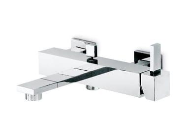 Miscelatore per vasca a muro monocomando con deviatore FORMA | Miscelatore per vasca a muro