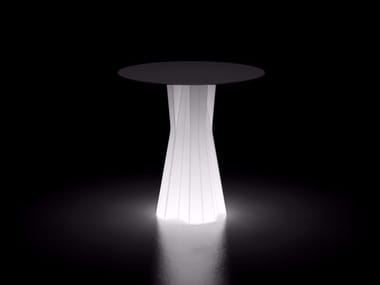 Tavolo luminoso in plastica in stile moderno FROZEN DINING TABLE LIGHT