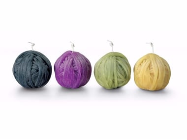 "Set of 4 ""ball of yarn GOMITOLO 