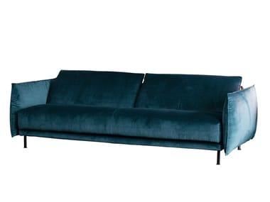 Fabric sofa with removable cover GRAFFITI | Sofa
