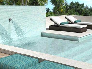 Отделочное покрытие для бассейна / Мозаика HONEY SHELL