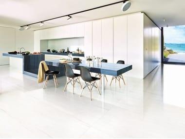 Pavimento/rivestimento in gres porcellanato effetto marmo I MARMI LASA