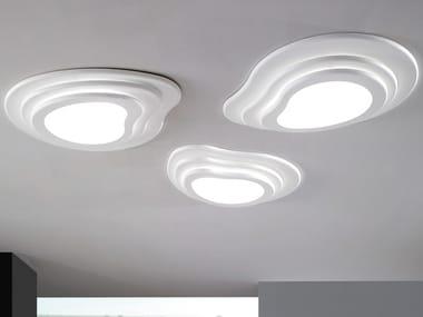 Plafoniera bagno soffitto decorazioni per la casa salvarlaile.com