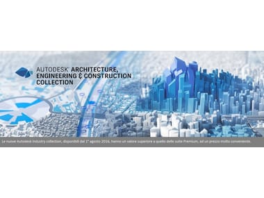 2D & 3D CAD technical design Autodesk industry collection