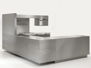 Stainless steel kitchen K02 npu evolution