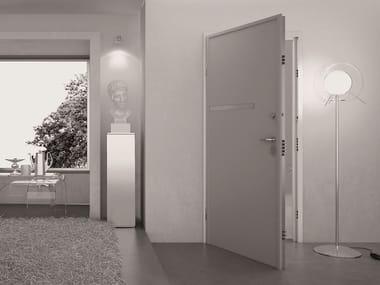 Porta d'ingresso acustica blindata con serratura elettronica KRONOS