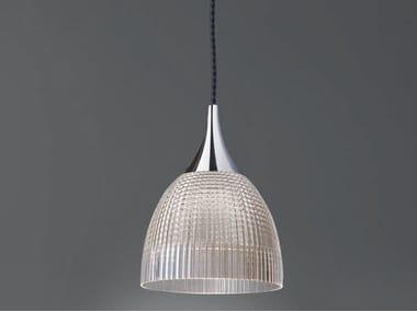LED polycarbonate pendant lamp LANA