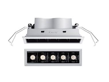 LED multiple ceiling spotlight LASER BLADE
