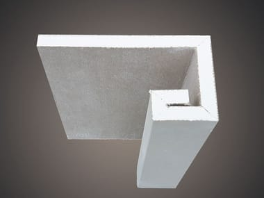 Ceiling mounted lighting profile for LED modules LED 007
