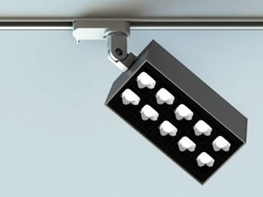 LED extruded aluminium Track-Light LEVA | Track-Light