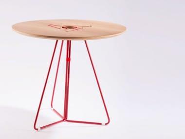 Mesa redonda para restaurantes LILU | Mesa estilo moderno
