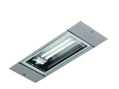 Candeeiro de teto LED embutida de alumínio extrudado LINE F.3002