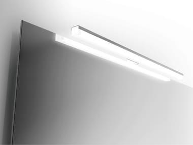Lampade da specchio arredi ed illuminazione per bagno - Lampade da bagno sopra specchio ...