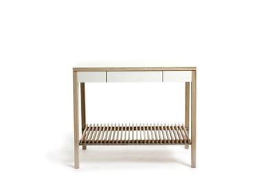 Unidad de cocina de madera M2001