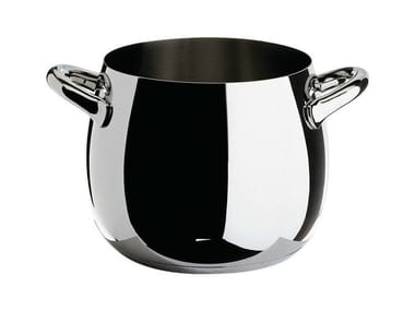 Stainless steel pot with two handles MAMI | Pot