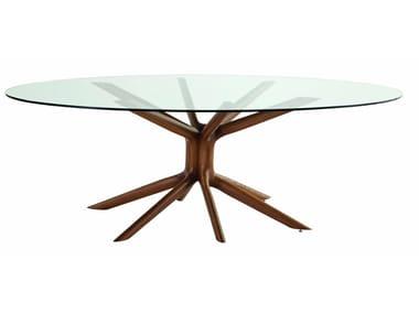 table verre roche bobois prix