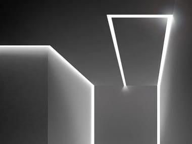 Profilo per illuminazione lineare MANHATTAN