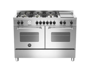 Cuisinière professionnelle MASTER - MAS120 6G MFE D