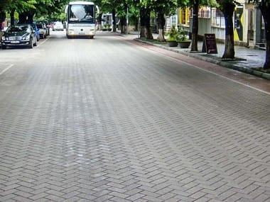 Каменная или бетонная плита для наружных дорожек MATTONCINO sharp edge