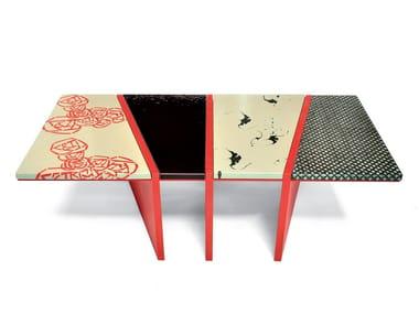 Lava Stone Table MEu0027LI MEu0027LO