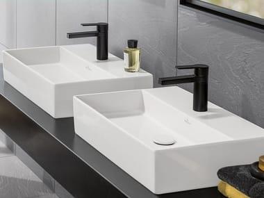 countertop titanceram washbasin memento 20 countertop washbasin villeroy boch - Villeroy Boch Basin