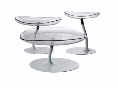 Altuglas® garden side table MUCIDULE