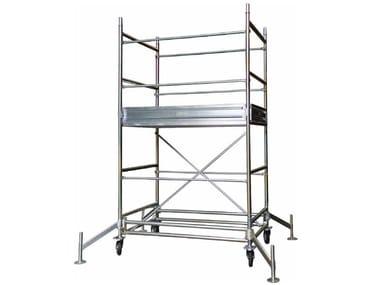 caballete y escalera para obra mobile scaffold