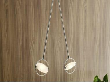 NOBI 2 | Pendant lamp By FontanaArte design Metis Lighting