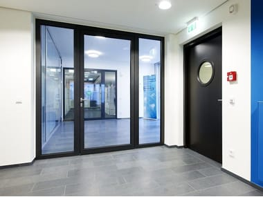 Fire doors and closures