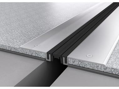 junta para pavimento de aluminio novojunta pro basic sp junta para pavimento de aluminio