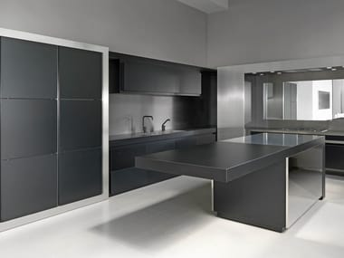 Stainless steel kitchen NPU PROG.015