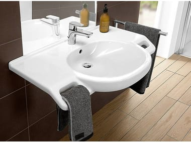 Ceramic washbasin O.NOVO VITA | Washbasin