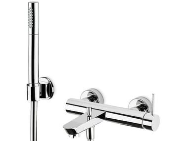 Wall-mounted bathtub set with hand shower O'RAMA | Bathtub set