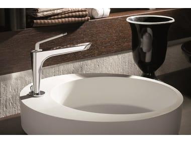 Miscelatore per lavabo da piano monoforo O'RAMA | Miscelatore per lavabo da piano