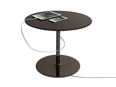 Round Betacryl® coffee table ONN