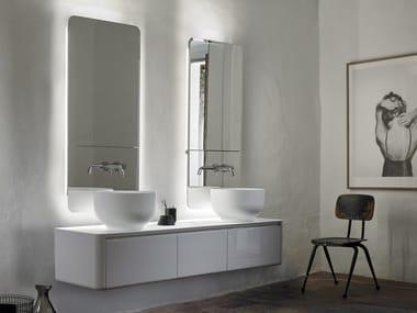 ORIGIN | Mueble bajo lavabo suspendido